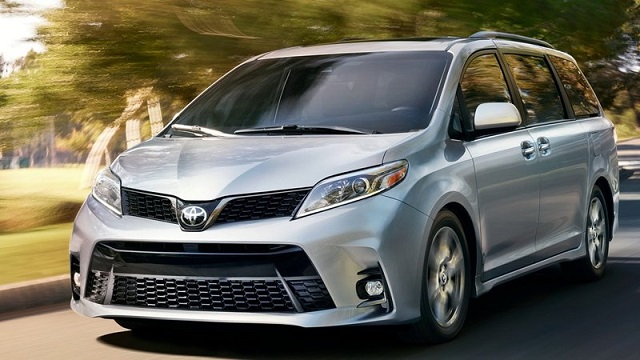74 The Best 2020 Toyota Sienna Picture