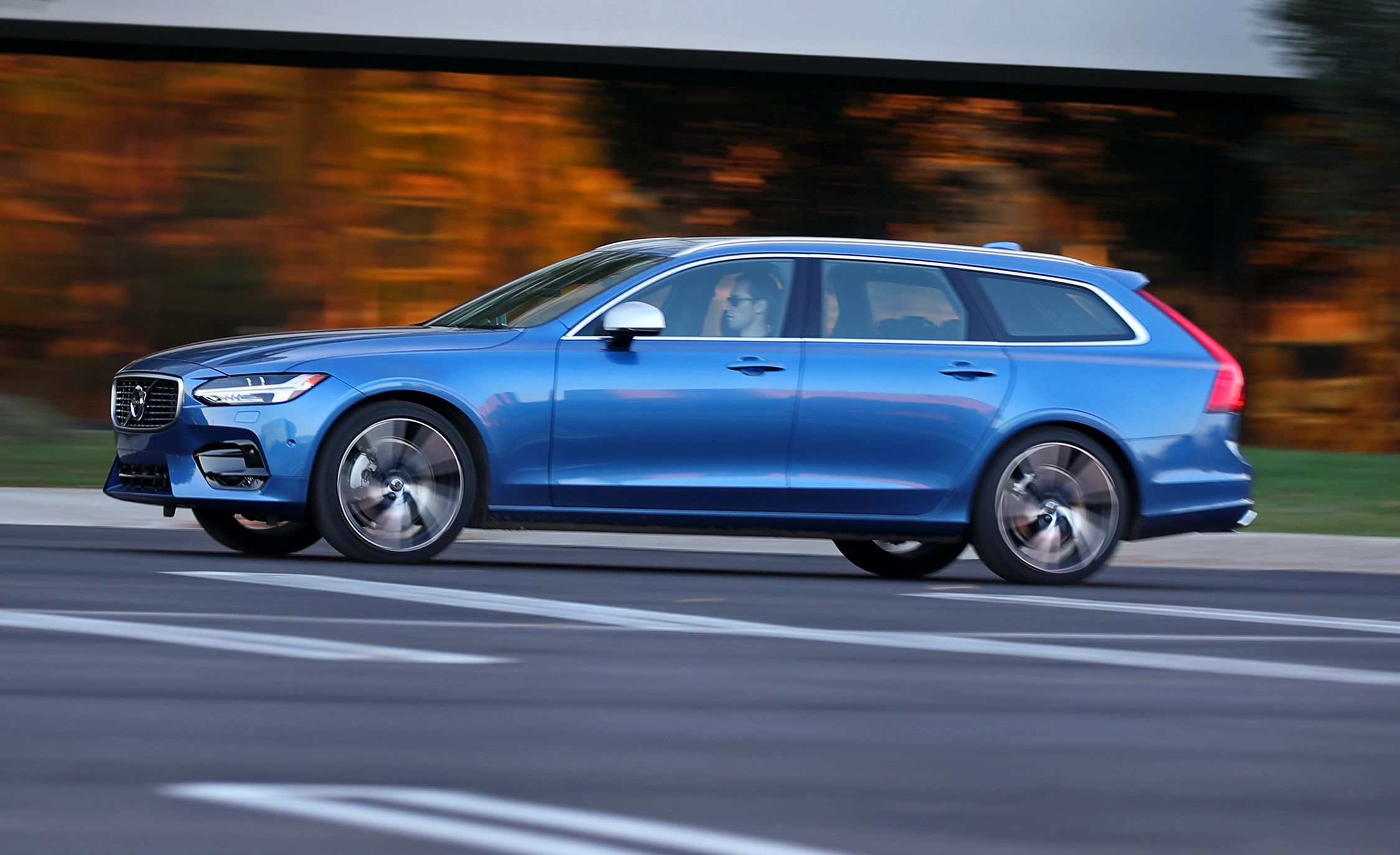 74 The Volvo V90 Configurations