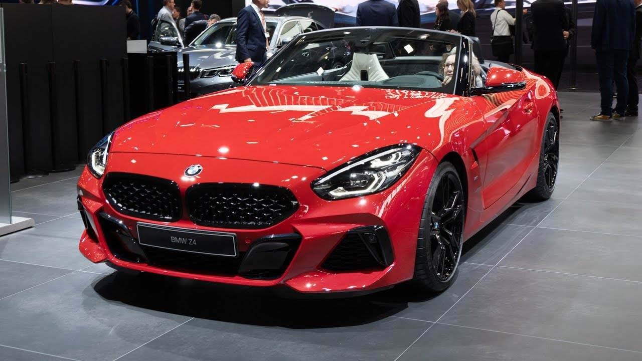 75 A 2019 BMW Z4 Roadster Concept and Review