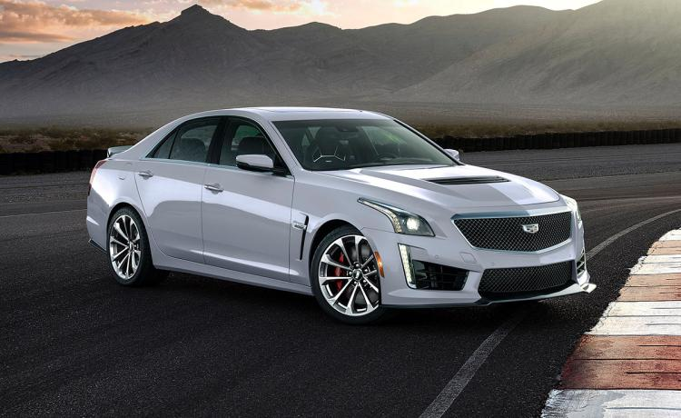 75 A 2019 Cadillac Cts V Spy Shoot