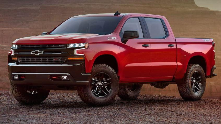 75 A 2019 Silverado 1500 New Model and Performance