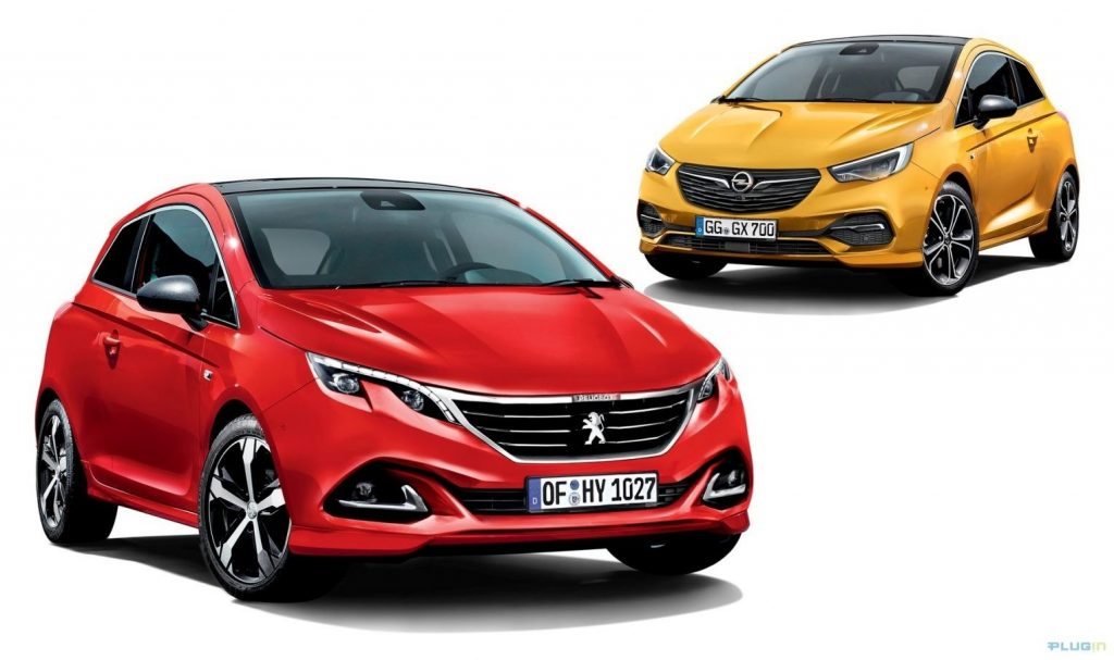 75 A 2020 Opel Corsa Redesign and Review