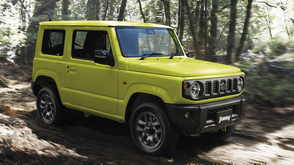 75 A 2020 Suzuki Jimny Model Release Date and Concept