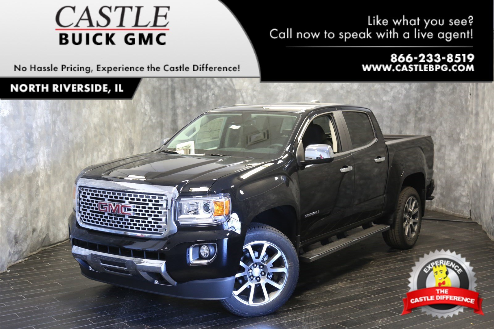 75 All New 2019 GMC Canyon Denali Price Design and Review