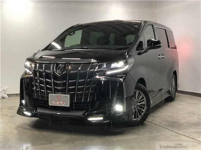75 All New 2019 Toyota Alphard Release Date