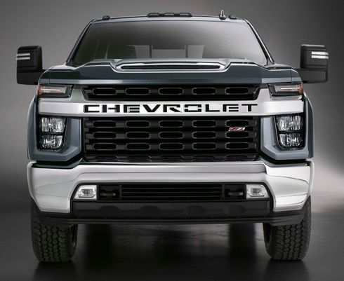 75 All New 2020 Chevy Silverado 1500 Spy Shoot
