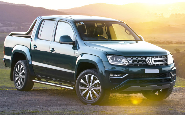 75 All New 2020 VW Amarok Picture