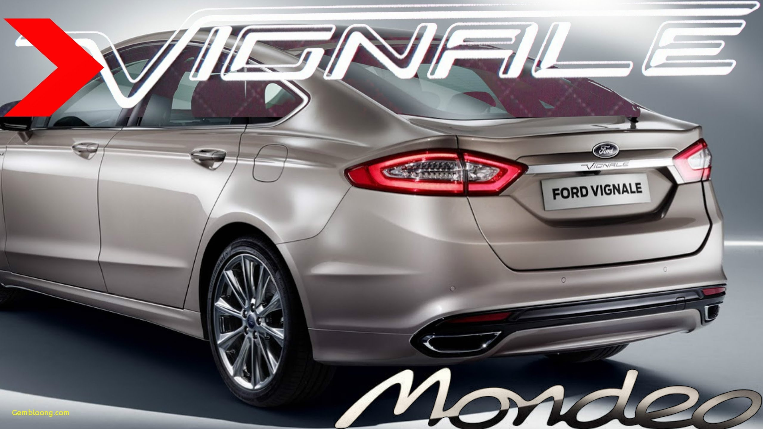 75 Best 2020 Ford Mondeo Vignale Model