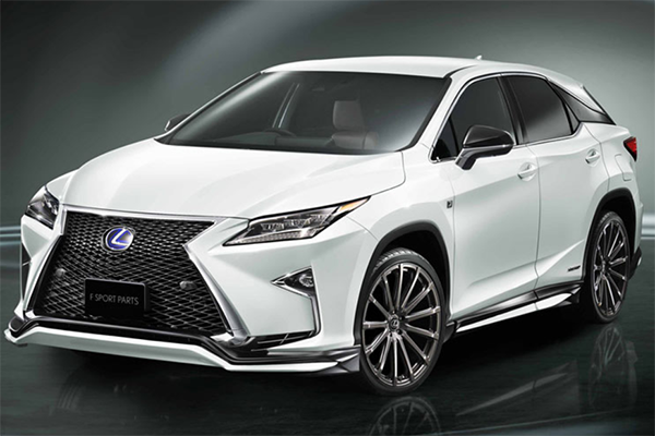 75 Best 2020 Lexus RX 450h Concept and Review