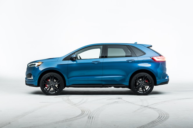 75 New 2019 Ford Edge New Design Speed Test