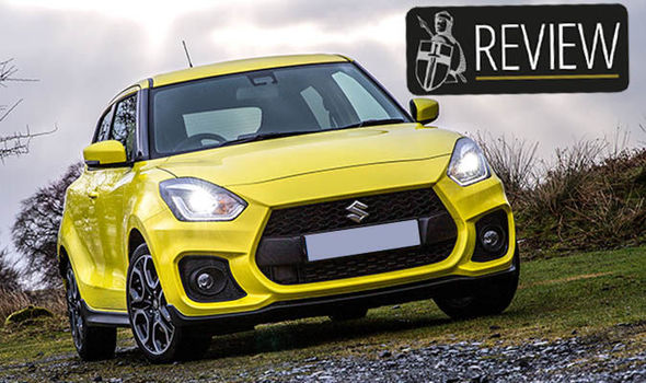 75 New 2019 New Suzuki Swift Sport Spy Shoot