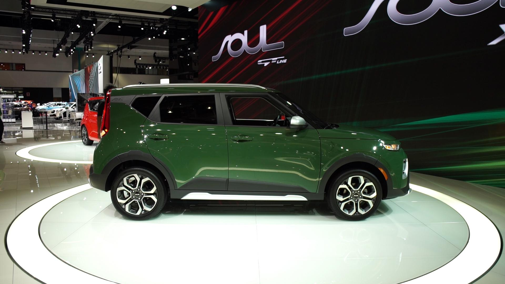 75 New 2020 All Kia Soul Awd Concept and Review