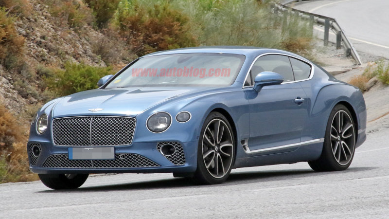 75 New 2020 Bentley Continental GT Overview