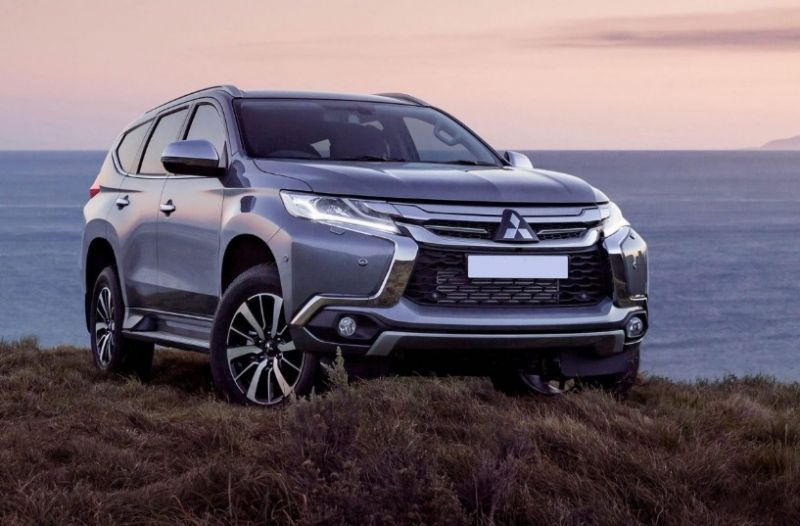 75 New 2020 Mitsubishi Pajero Model