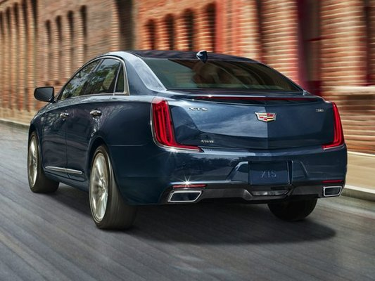 75 The 2019 Candillac Xts Exterior and Interior