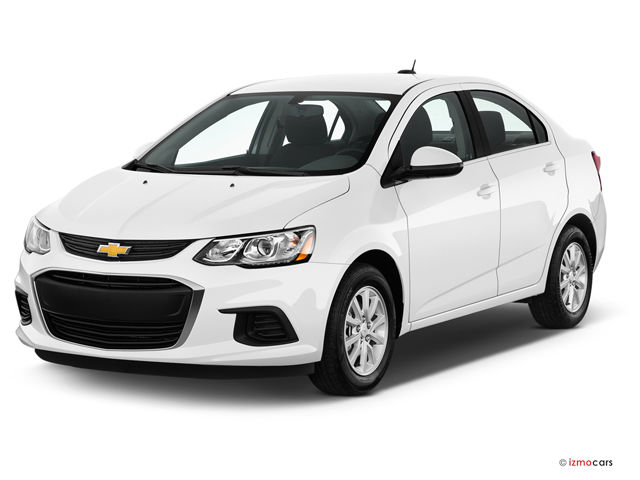 75 The 2019 Chevy Sonic Performance