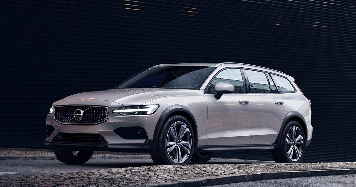 75 The 2019 Volvo V60 Cross Country Exterior