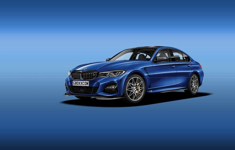 75 The 2020 BMW M3 Pictures