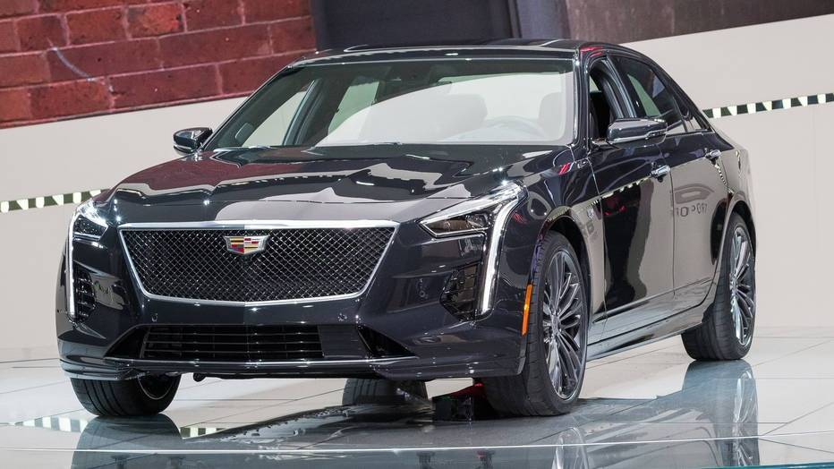 75 The 2020 Cadillac CT6 Release
