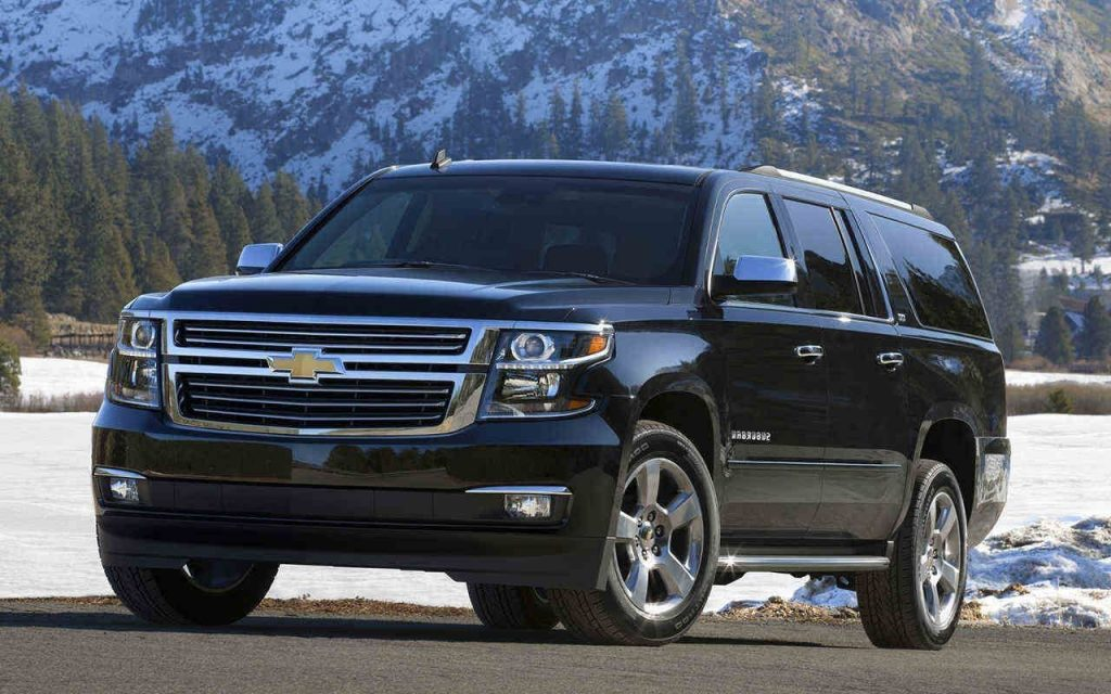 75 The 2020 Chevy Suburban 2500 Z71 Release Date