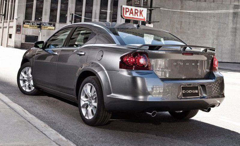 75 The 2020 Dodge Avenger Style
