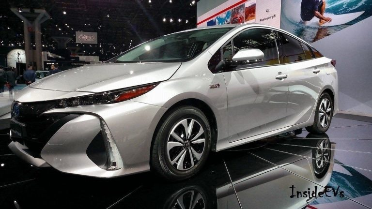 75 The 2020 Toyota PriusPictures Release Date and Concept