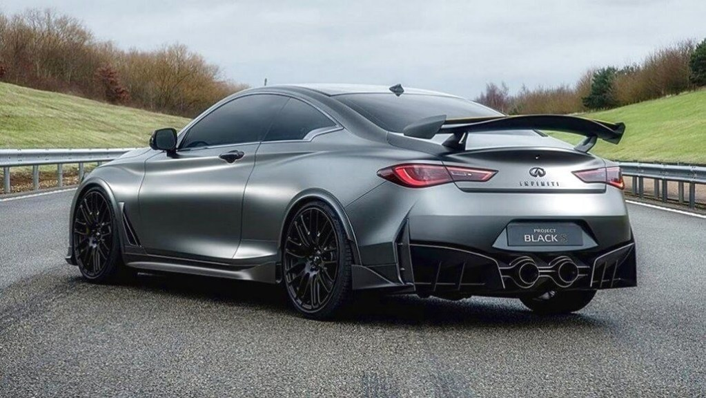 75 The Best 2019 Infiniti Q60 Coupe Convertible Exterior and Interior
