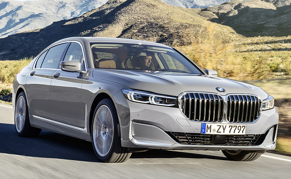 75 The Best 2020 BMW 7 Series Configurations