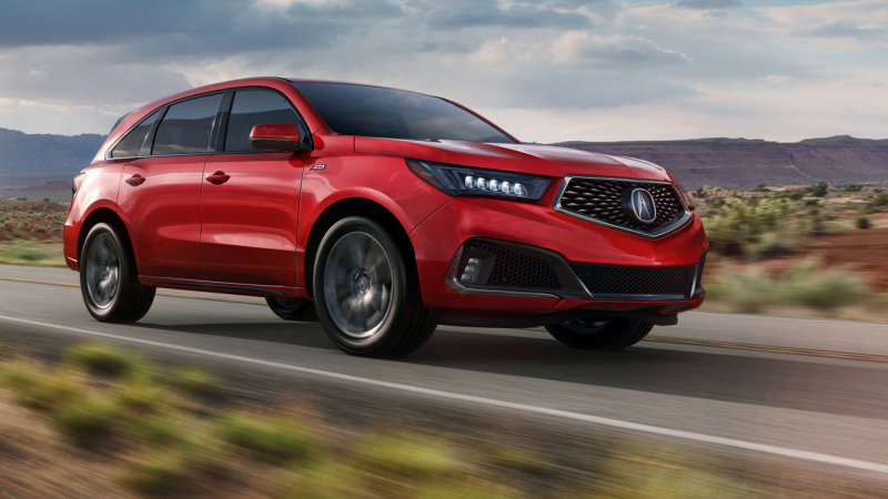 76 A 2019 Acura Mdx Rumors Pictures