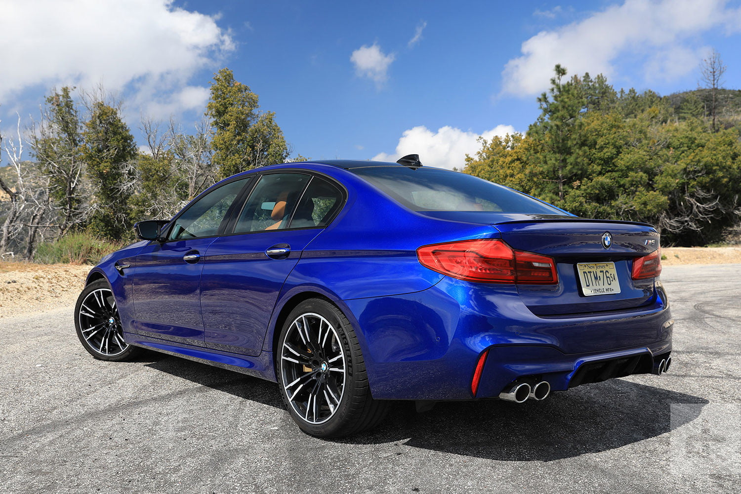 76 A 2020 BMW M5 Pricing
