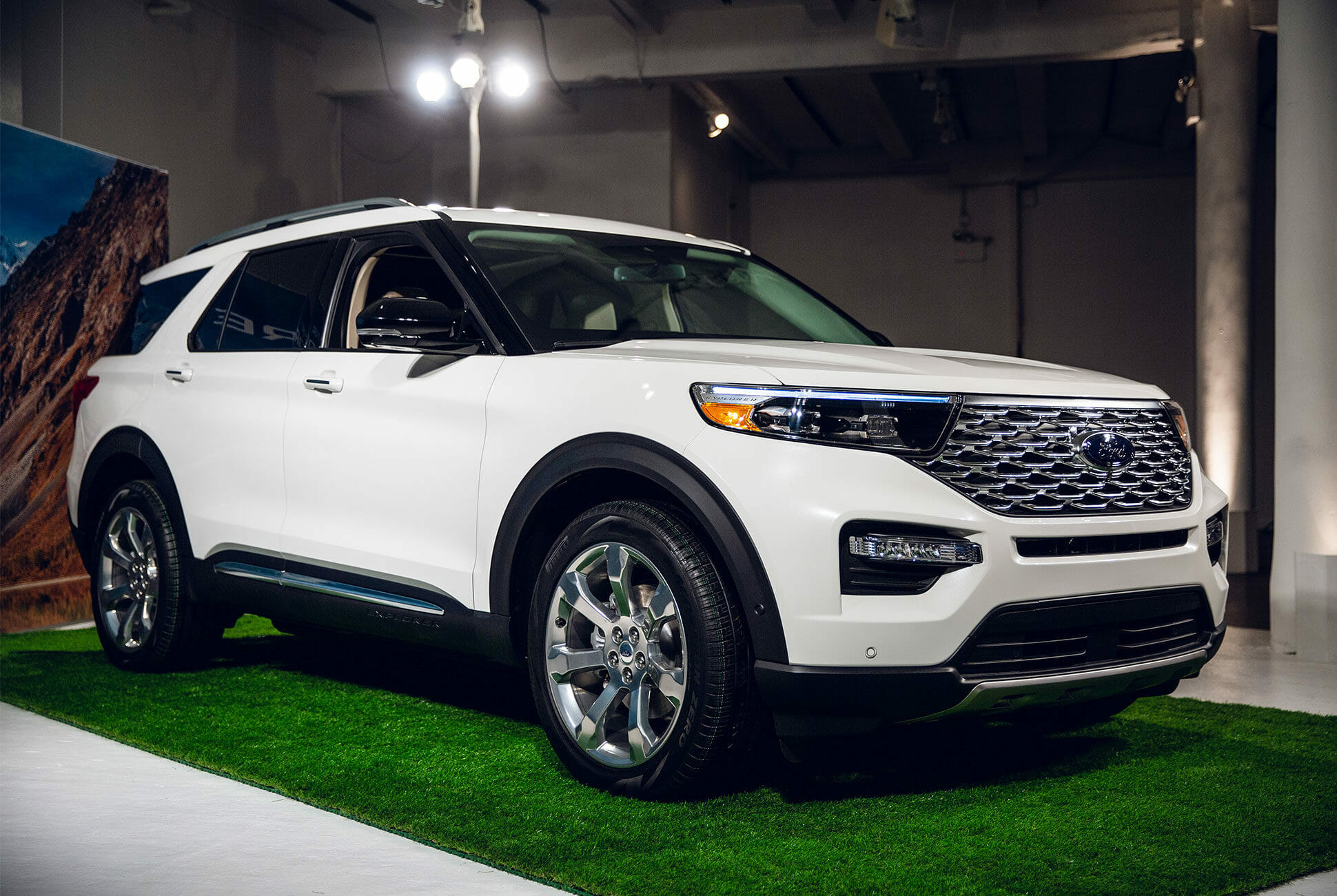 76 A 2020 Ford Explorer Redesign and Concept