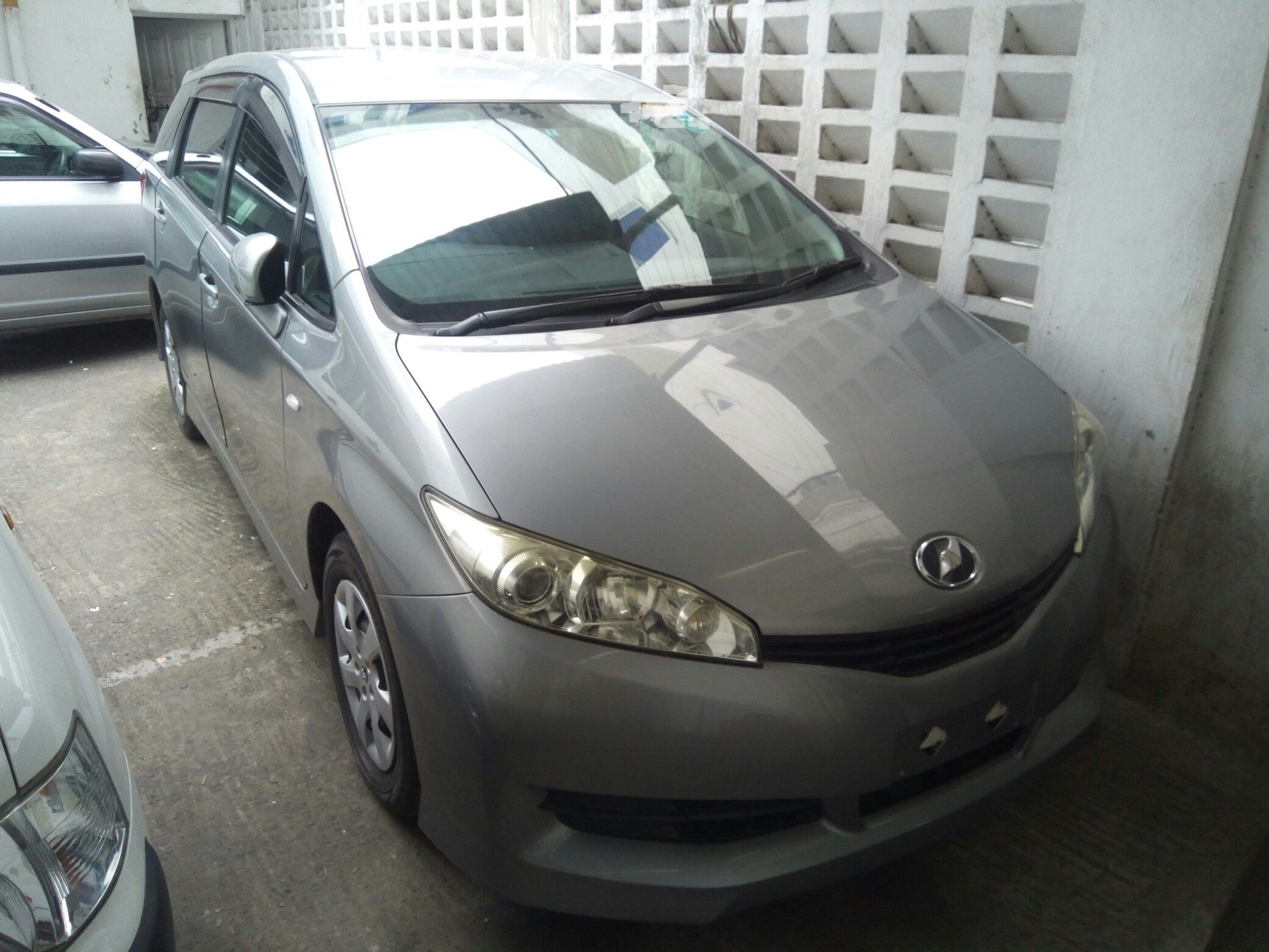 76 A 2020 New Toyota Wish Picture