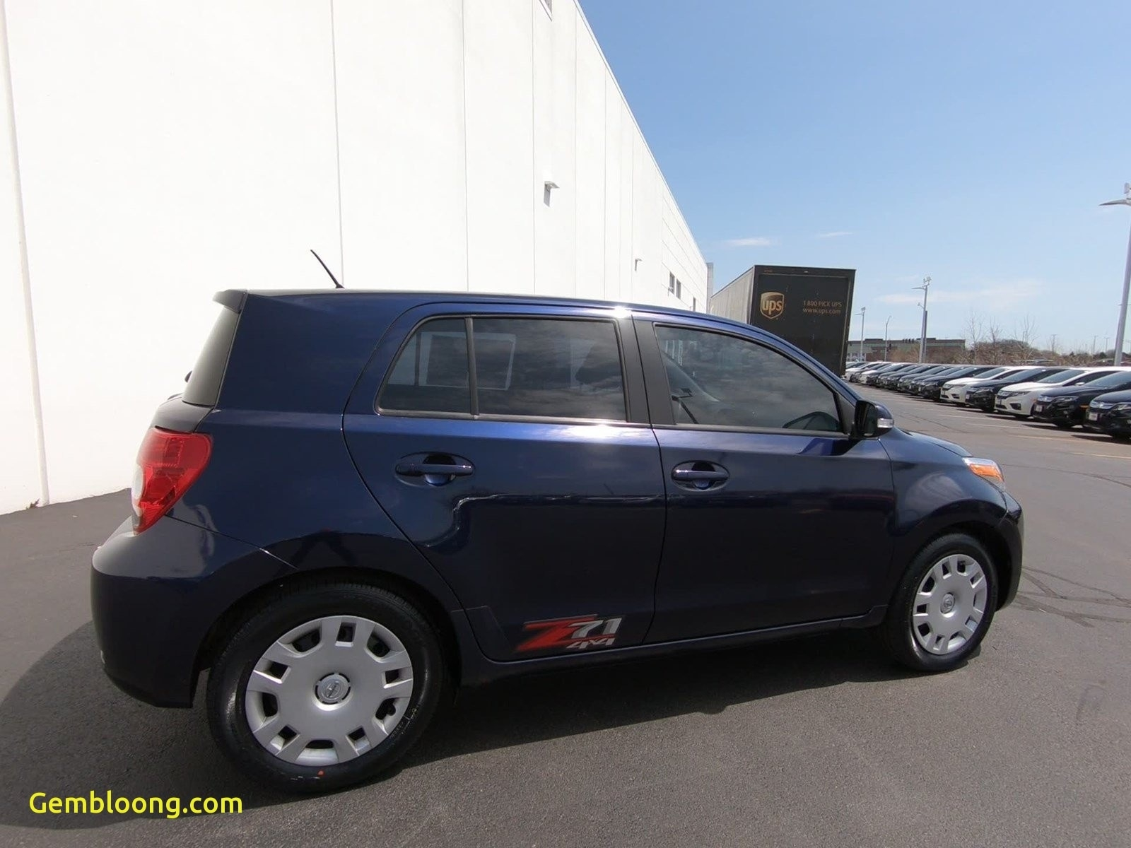76 A 2020 Scion XD Performance