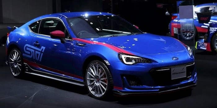 76 A 2020 Subaru Brz Sti Turbo Price and Review