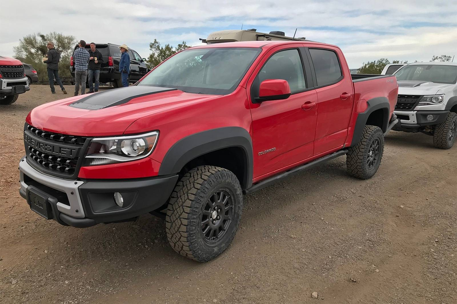 76 All New 2019 Chevrolet Colorado Z72 New Review