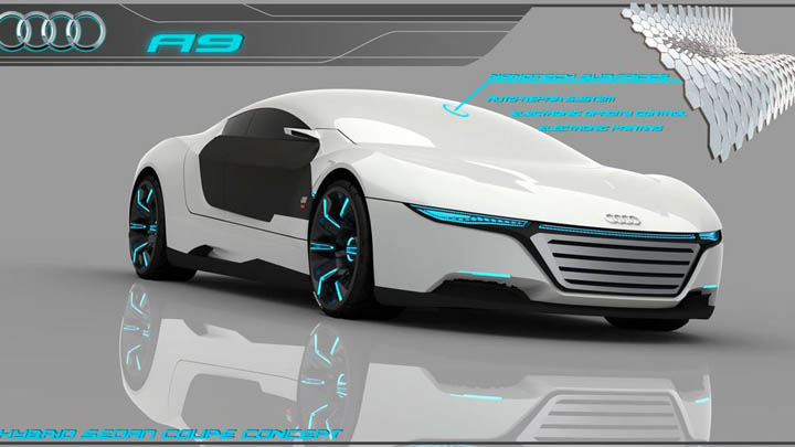 76 All New 2020 Audi A9 Concept Release