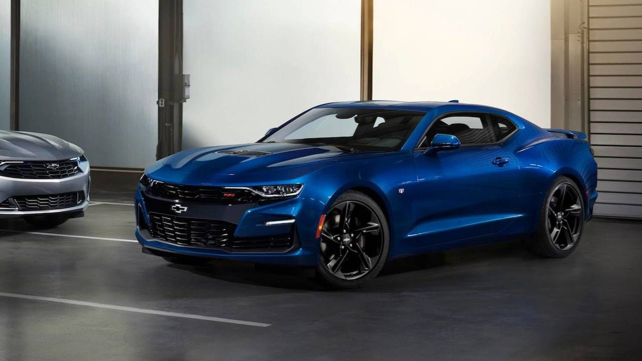 76 All New 2020 Chevrolet Camaro Configurations