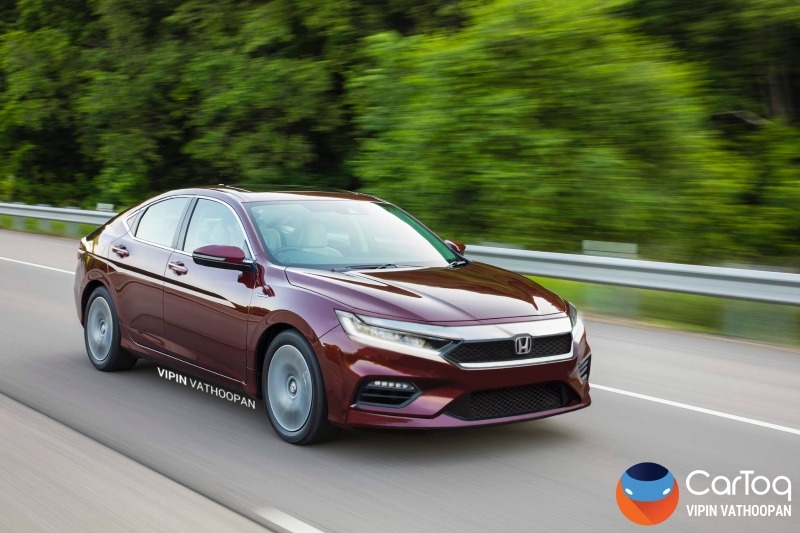 76 All New 2020 Honda City Picture