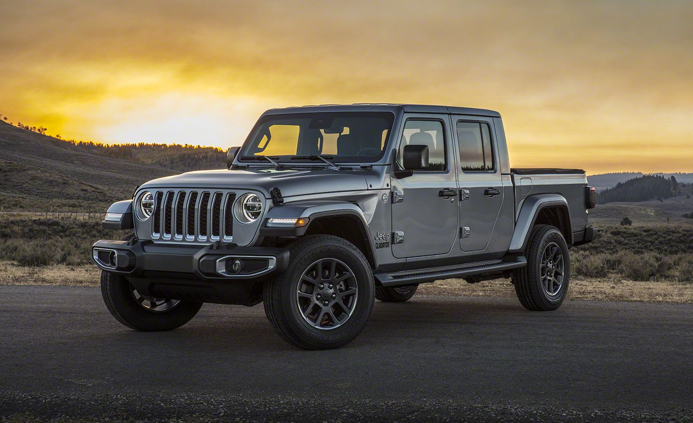 76 All New 2020 Jeep Gladiator History