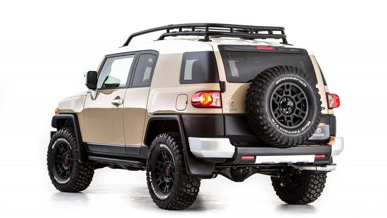 76 All New 2020 Toyota FJ Cruiser Review and Release date