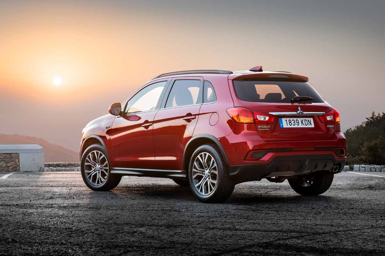 76 All New Mitsubishi Asx Review and Release date