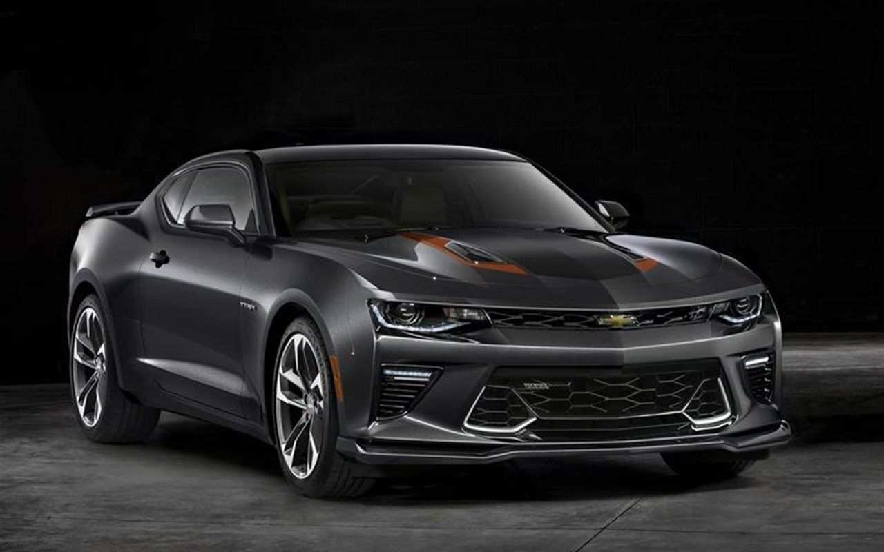 76 Best 2019 Chevy Camaro Competition Arrival Release Date and Concept