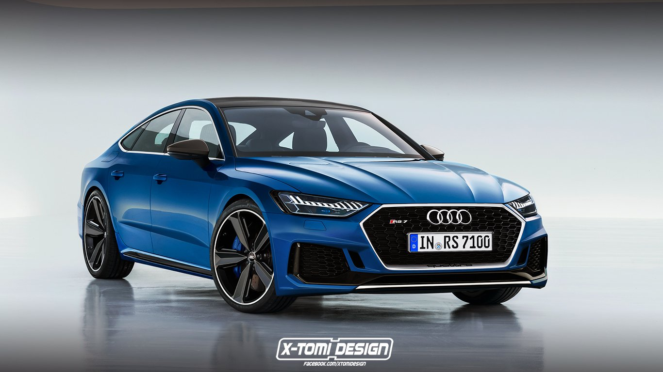 76 Best 2020 Audi Rs7 Redesign and Concept