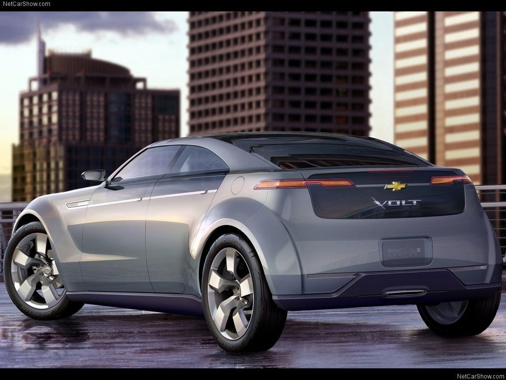 76 Best 2020 Chevrolet Volt Concept and Review