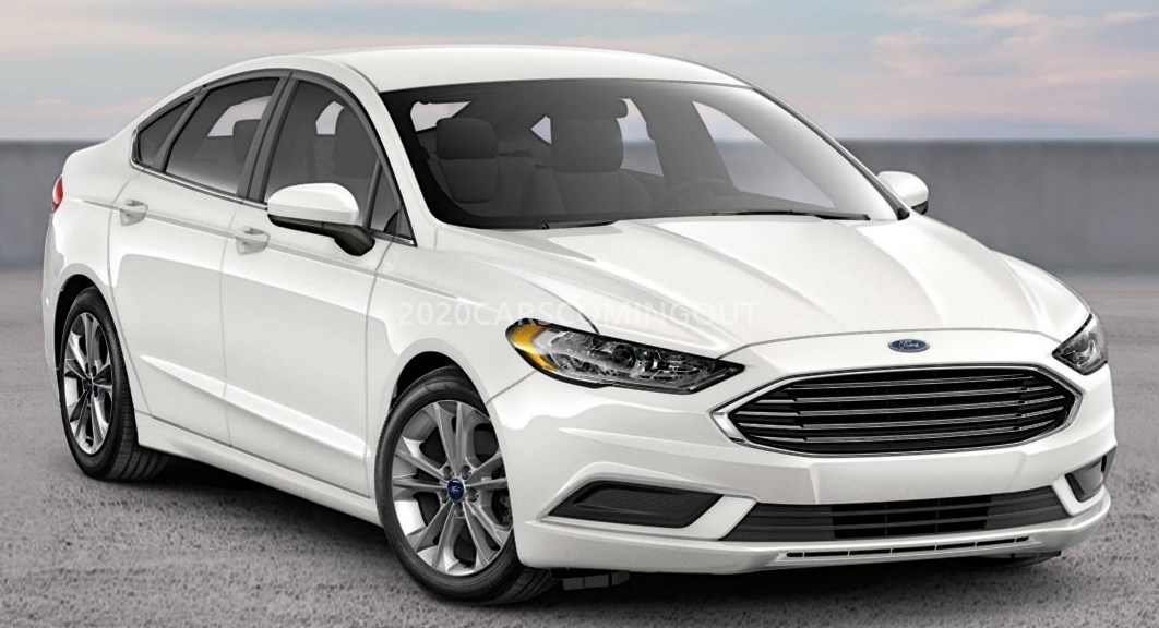 76 Best 2020 Ford Fusion Energi Photos