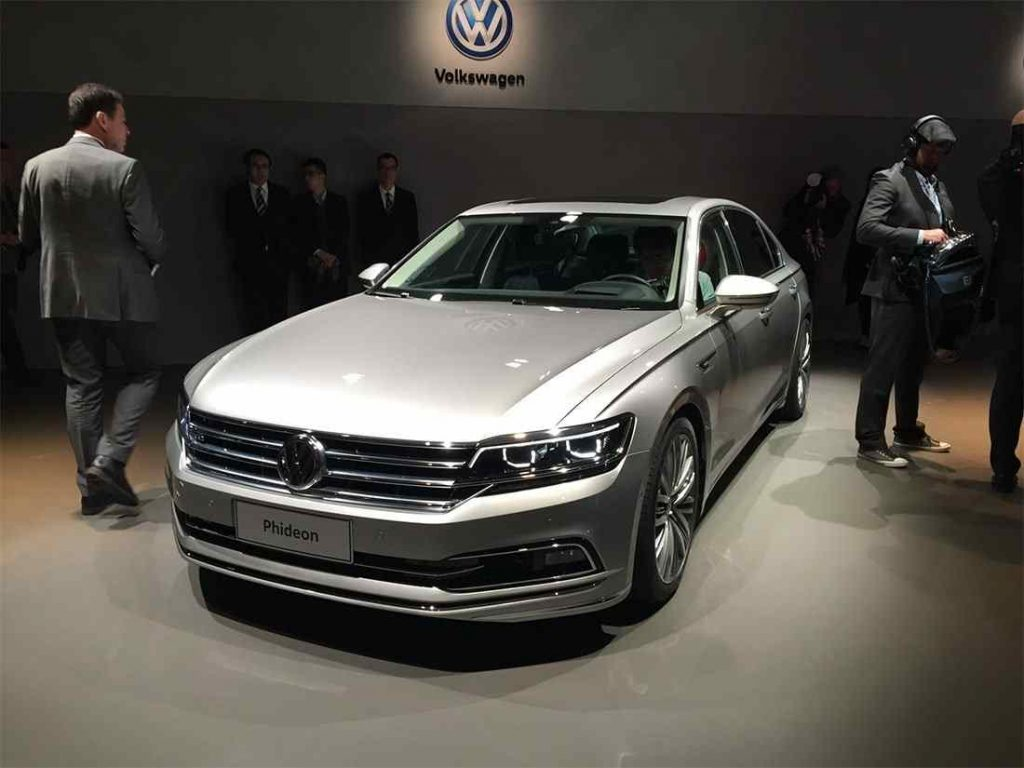 76 New 2019 VW Phaeton Ratings