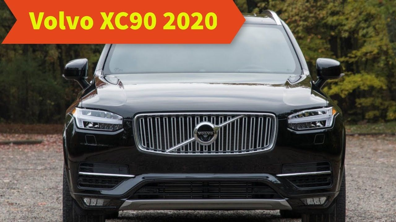 76 New 2020 Volvo V90 Specification Spesification