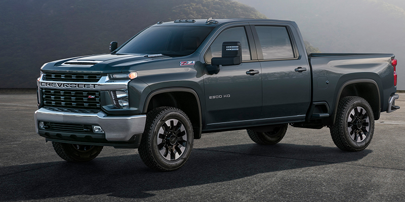 76 The 2019 Chevy 2500Hd Duramax Release Date