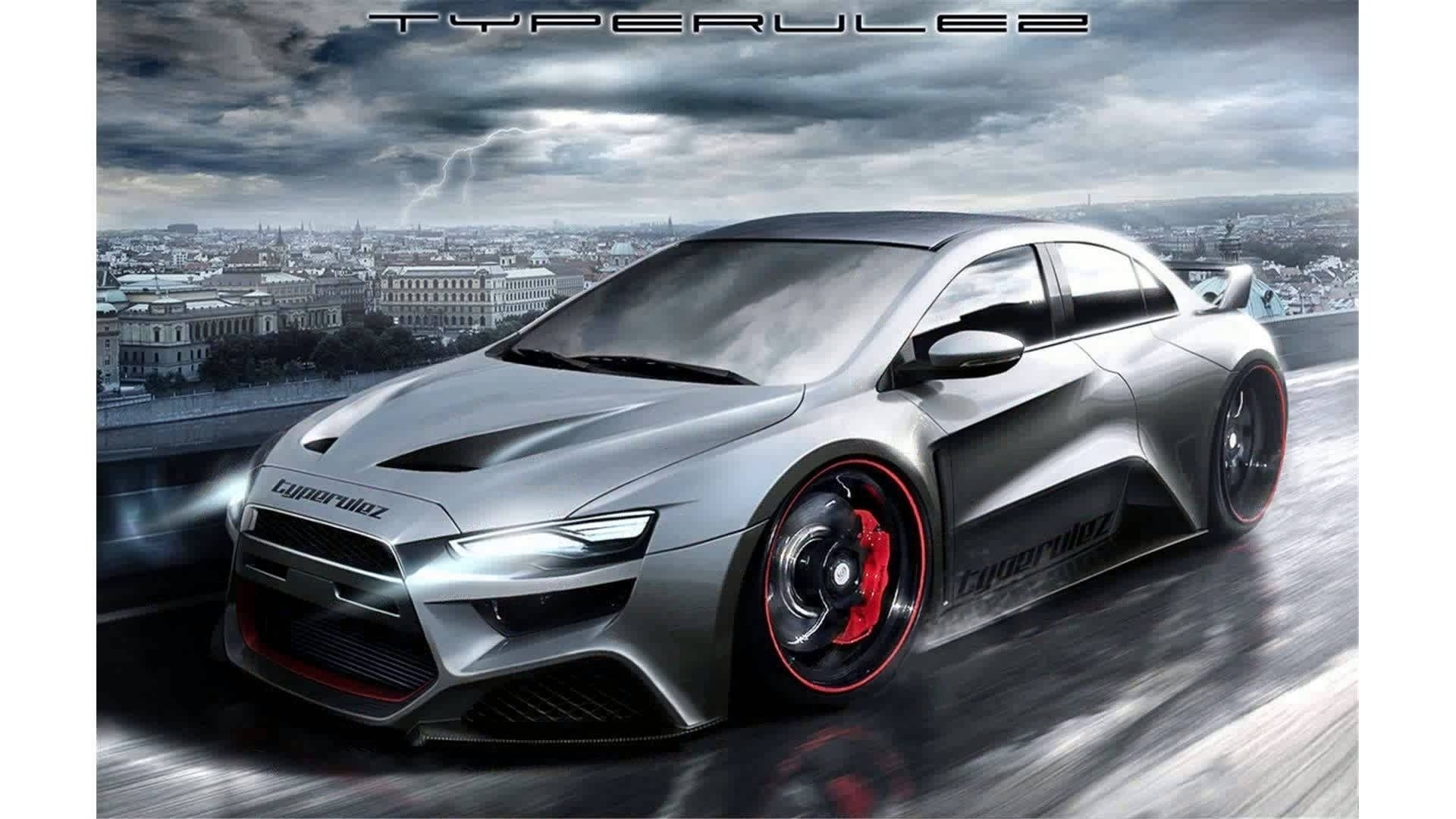 76 The 2019 Mitsubishi Evo Concept and Review