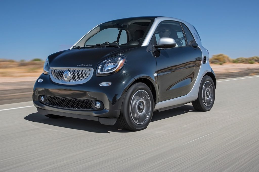 76 The 2019 Smart Fortwo Reviews